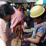 Marknaden. Antigua