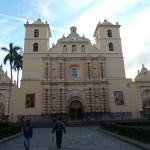 Katedralen. Tegucigalpa