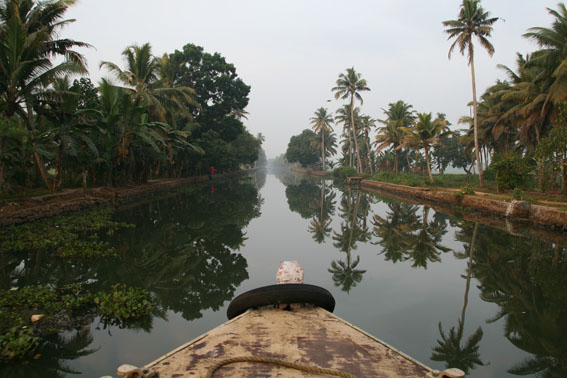 Kanaltur. Backwaters