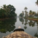 Kanaltur. Backwaters