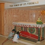 Aposteln Thomas grav. Chennai