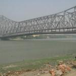 Howrah Bridge. Kolkata