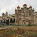 Palatset. Mysore