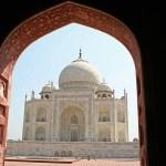 Taj Mahal. Agra (U)