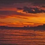 Millenniets sista solnedgång. Togianöarna