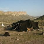 Besök hos nomader. Feruz Abad