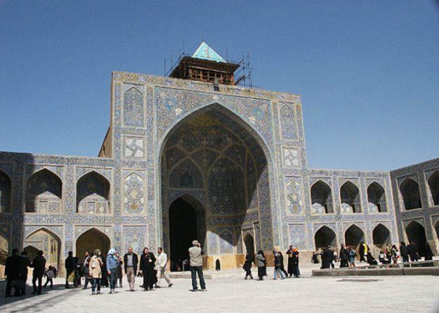 Meidan Emam. Esfahan (U)