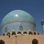 Jameh moskén. Esfahan (U)