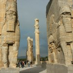 Nationernas port. Persepolis (U)