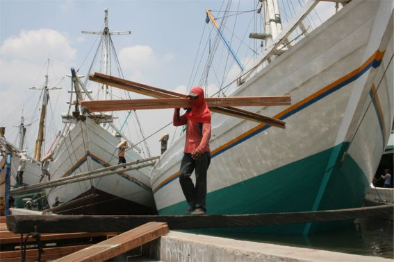 Sjöman. Jakarta
