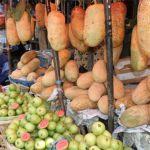 Fruktmarknad. Jakarta