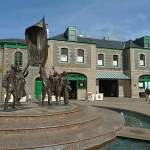 Liberation Square. St Helier