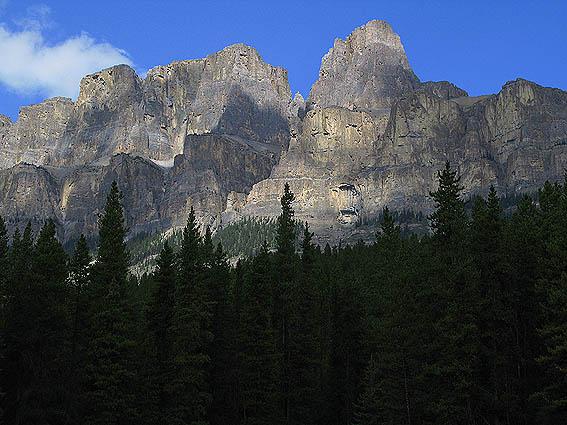 Banff National Park. Kanada (U)