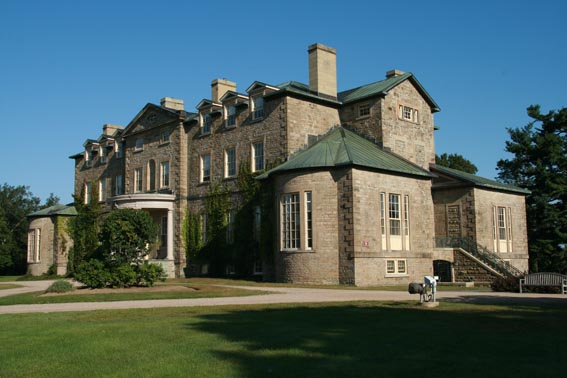 Governors House. Fredericton (NB)