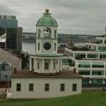 Clock Tower. Halifax (NS)
