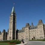 Parlamentet. Ottowa (ON)