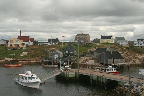 Fiskebyn Peggys Cove (NS)