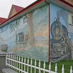Muralmålningar. Penticton