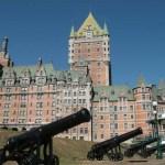 Fairmont Le Chateau Frontenac. Quebec (QE) (U)