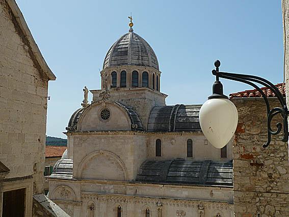 Katedralen S:t Jakob. Sibenik (U)
