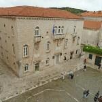 Cipikopalatset, 1400-talet. Trogir (U)