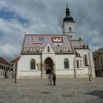 Markuskyrkan, 1200-talet. Zagreb
