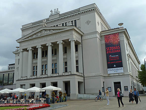 Operan. Riga (U)