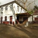 Det gamla stationshuset. Monte