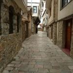 Gammal gata. Ohrid (U)