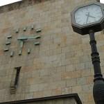 Jordbävningen 1963 stannade klockan. Skopje
