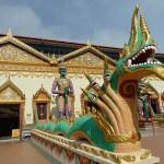 Wat Chayamangkalaram. Georgetown