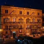 Medeltidshus. Valletta (U)