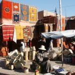 Gamla torget. Marrakech