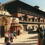 """""""55 window castle"""". Bhaktapur (U)"""
