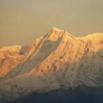 Berget Dhaulagiri, 8 167 möh