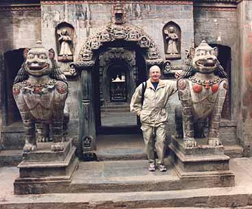 Golden Temple. Bhaktapur (U)