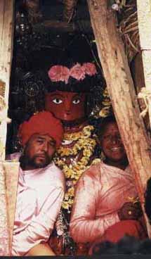 Rato Machhendranath-festivalen. Patan