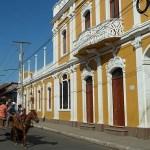 Kolonialt hus. Granada