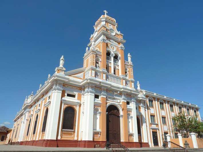 Iglesia de Xalteva. Granada
