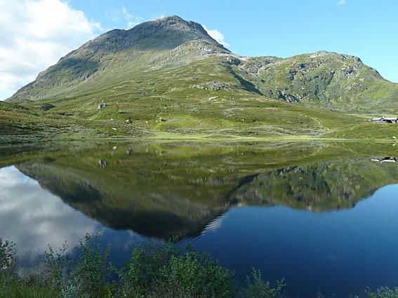 Vy från Sognfjell
