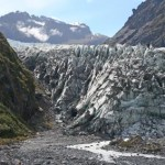 Den mäktiga Fox Glacier