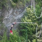 Bungyjump. Queenstown