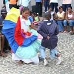 Folkdans. Portobelo