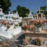Kyrkogården. Taboga