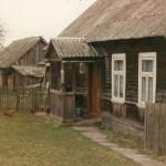 Gamla hus. Bialowiezsa