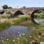 Den romerska bron. Indanha Vela