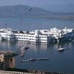 Lake Palace. Udaipur