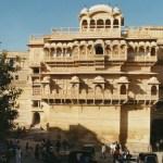 Köpmanshus. Jaisalmer