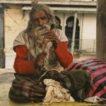 Helig man. Udaipur