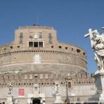 Castel Sant´ Angelo. Vatikanen (U)